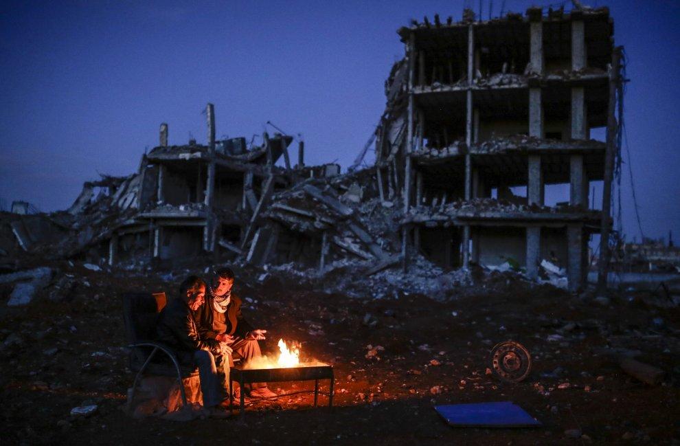 Kobane macerie